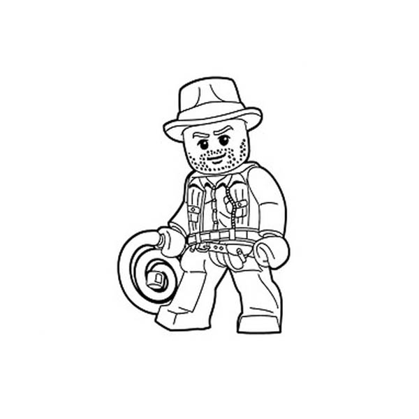 Lego Coloring Pages Video Elsa Day Printable Mewarnai Site