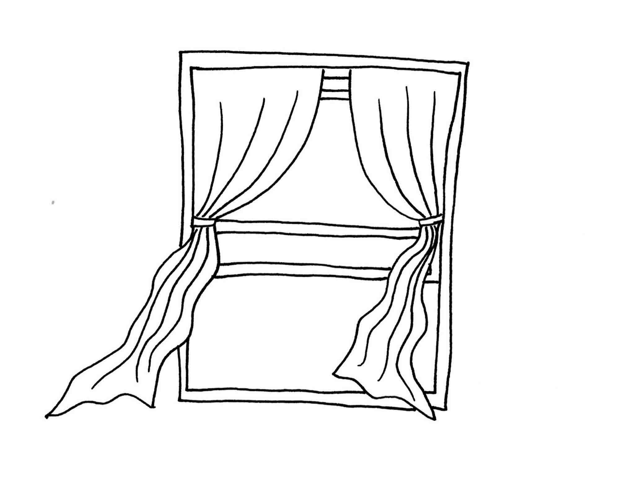 #666666 Desenho de Vento da janela para colorir Tudodesenhos 1538 Vedar Janelas Contra Vento