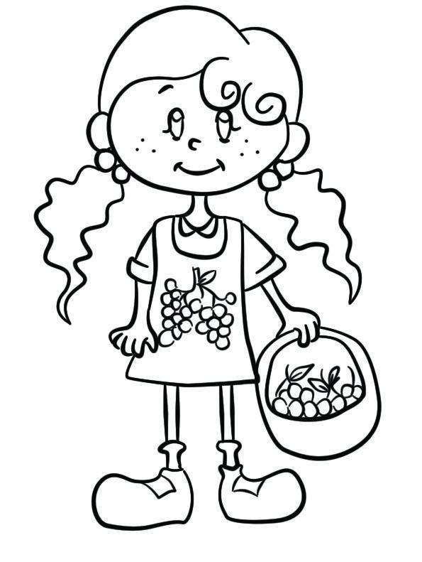 desenho de meninas para colorir tudodesenhos