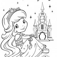 desenhos de castelo para colorir tudodesenhos