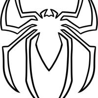Desenho De Simbolo Do Batman Para Colorir Tudodesenhos