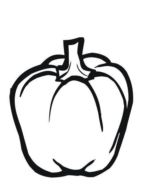 Pimentao on Healthy Food Fruit
