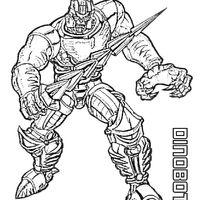 desenho de optimus prime transformers para colorir tudodesenhos
