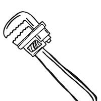 desenho de chave de cora o para colorir   tudodesenhos