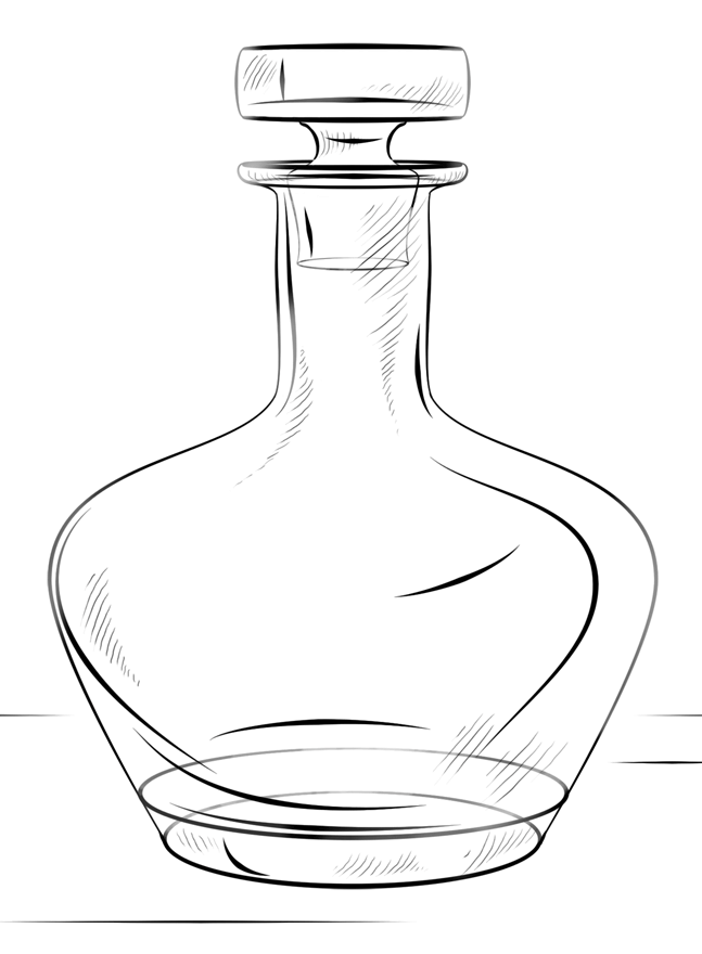 j for jug coloring pages - photo #20