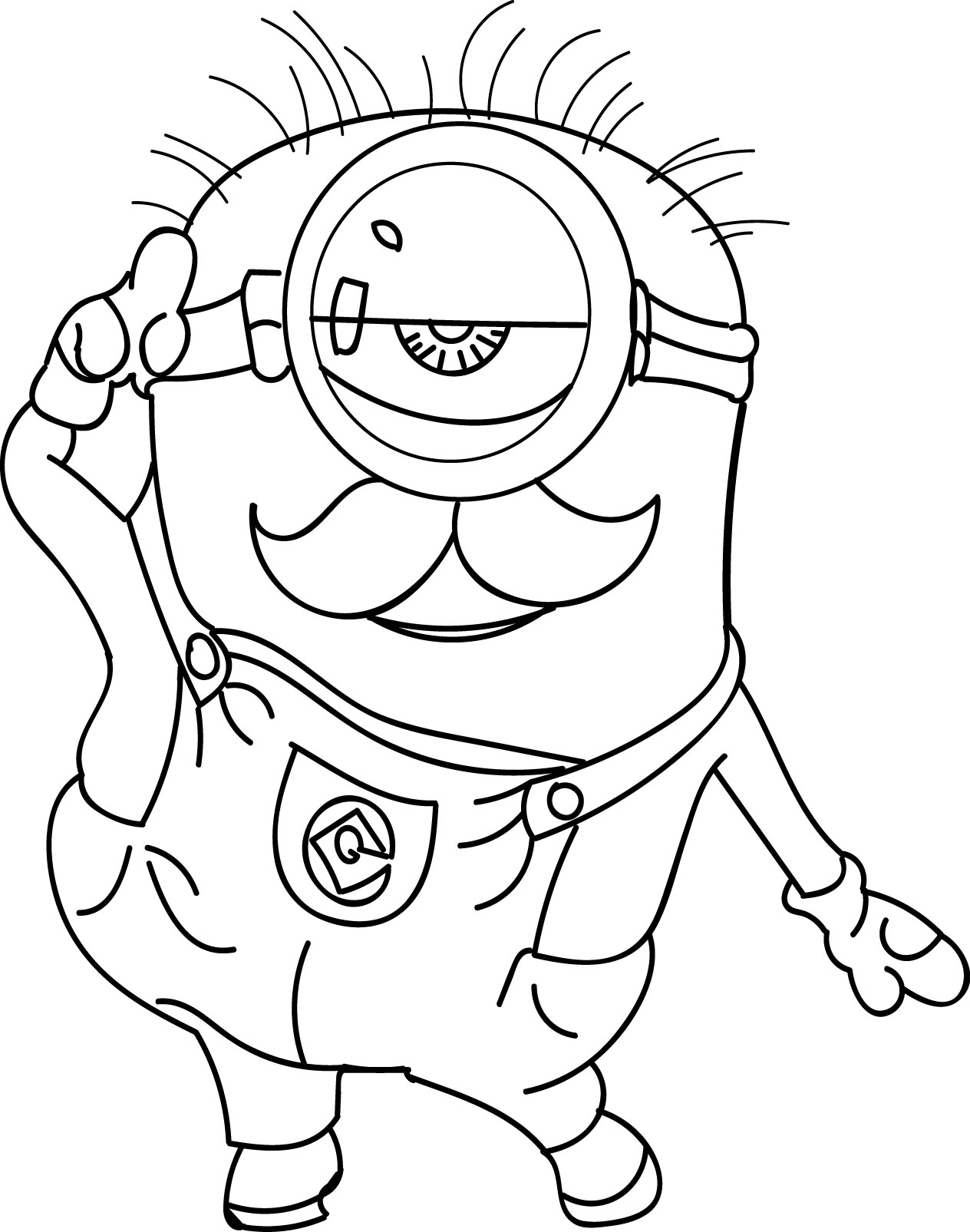 minions coloring pages banana split - photo#18