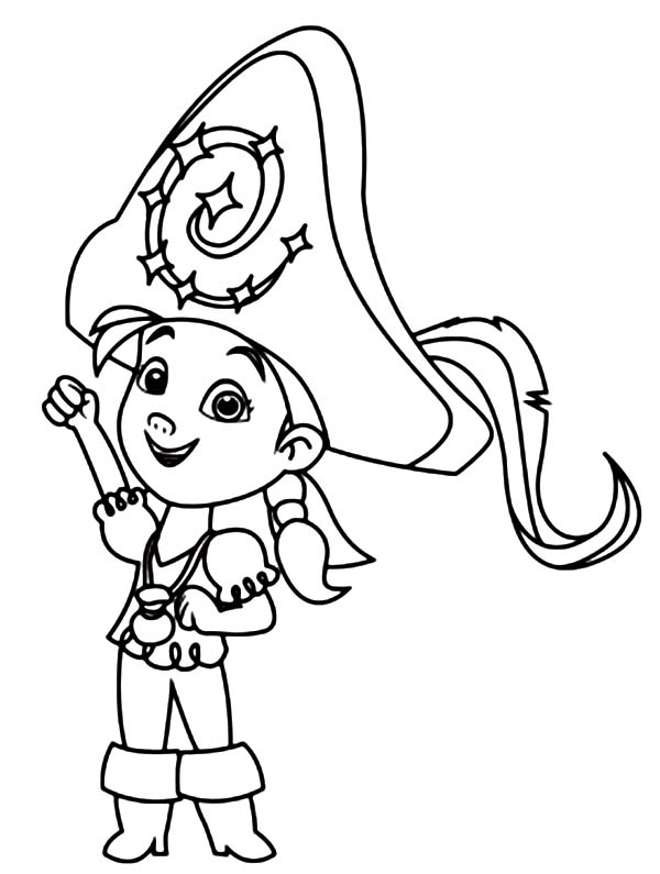 Izzy Coloring Pages Disney