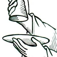 Desenho De Celebracao Da Eucaristia Para Colorir Tudodesenhos