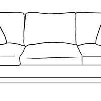 Desenhos De Sof 225 Para Colorir Tudodesenhos