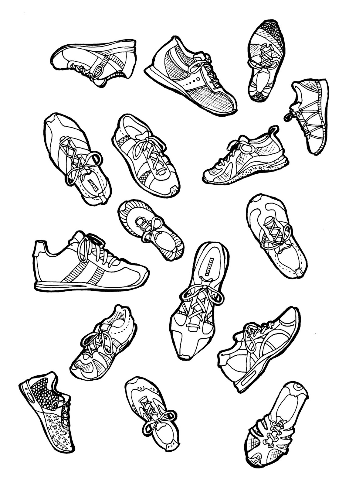 Post blank Shoe Template 280585 together with Dibujo Zapatillas Para Colorear TyEarLree furthermore Cupcakes furthermore Tipos De Sapatos as well Stock Illustration Running Shoes Coloring Page Useful As Book Kids Image52086420. on high heel coloring page
