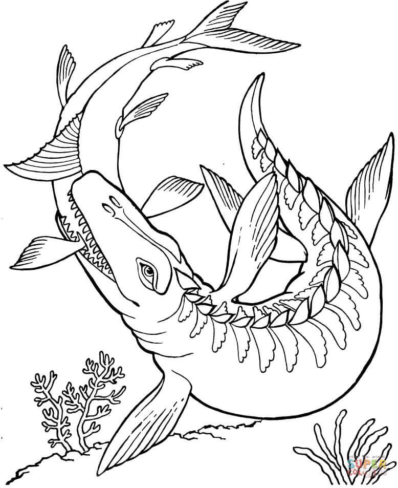 desenhos de dinossauro para colorir tudodesenhos