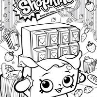 desenho de shopkins chupeta para colorir tudodesenhos