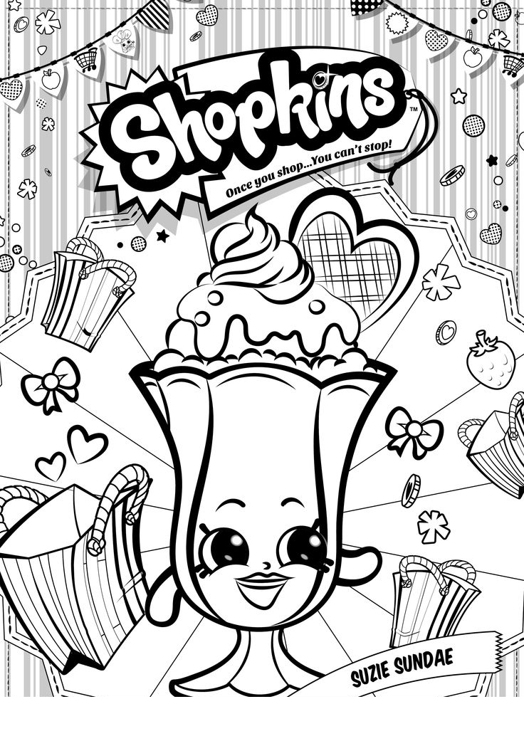 Shopkins sunday