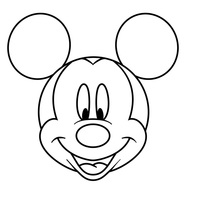Desenhos do Mickey Mouse para colorir - Tudodesenhos