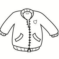 desenhos de roupas para colorir tudodesenhos