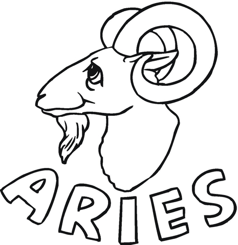 Aries signos do zoodiaco