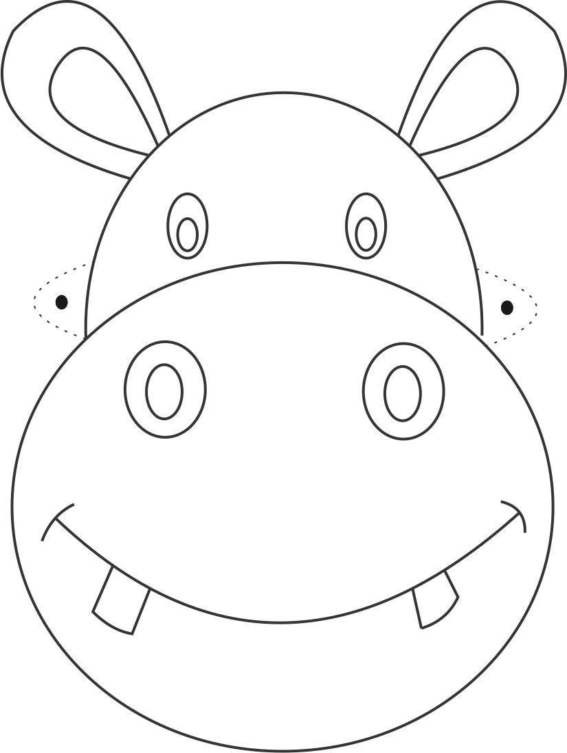 Desenho De M 225 Scara De Hipop 243 Tamo Para Colorir Tudodesenhos