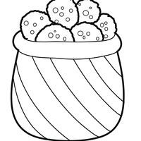 cookie jar coloring page - cookie jar coloring pages printable cookie best free