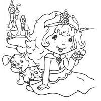 desenhos de coroa para colorir tudodesenhos