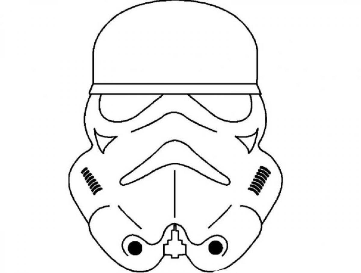 Star Coloring In Starwars Coloring Pages Star Wars Coloring Pages ...