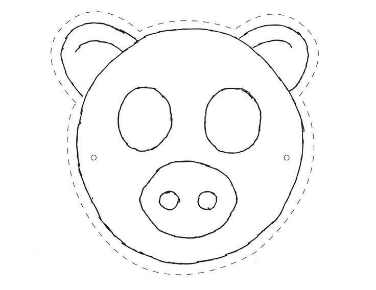 Dibujos Para Imprimir De Mascaras Desenho De M 225 Scara