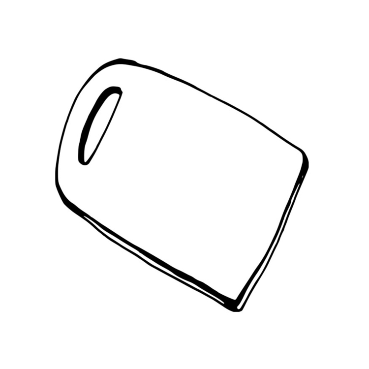 Suficiente Desenho de Tábua para colorir - Tudodesenhos BW66