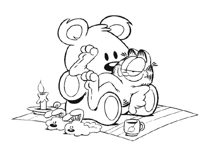 nermal coloring pages - photo#7