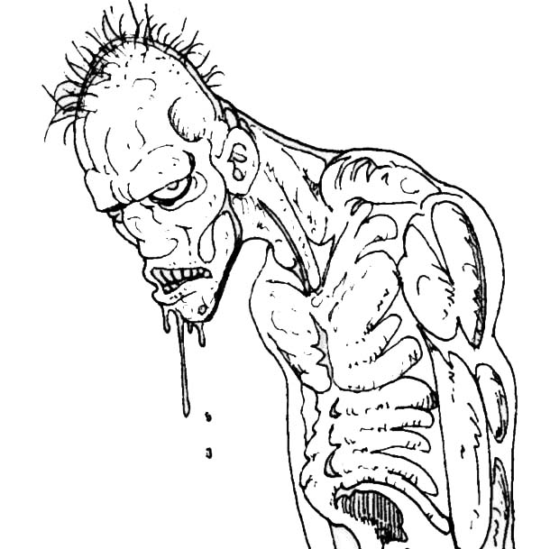 walking with monsters coloring pages - photo#13