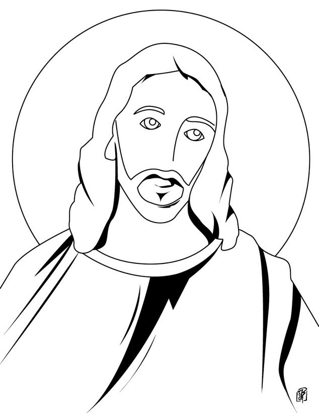 ASL Sign Language Letter M coloring page  Free Printable