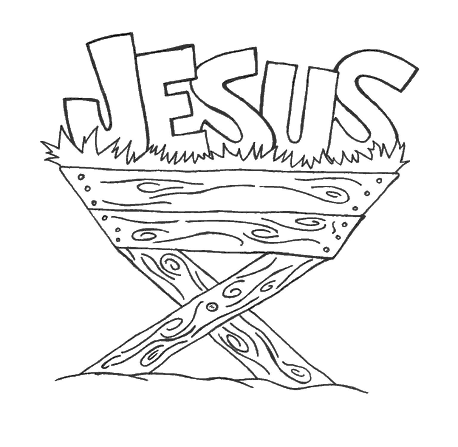 bible outline coloring pages - photo#44