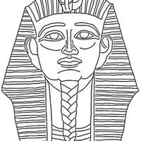 Desenhos De Egito Para Colorir Tudodesenhos