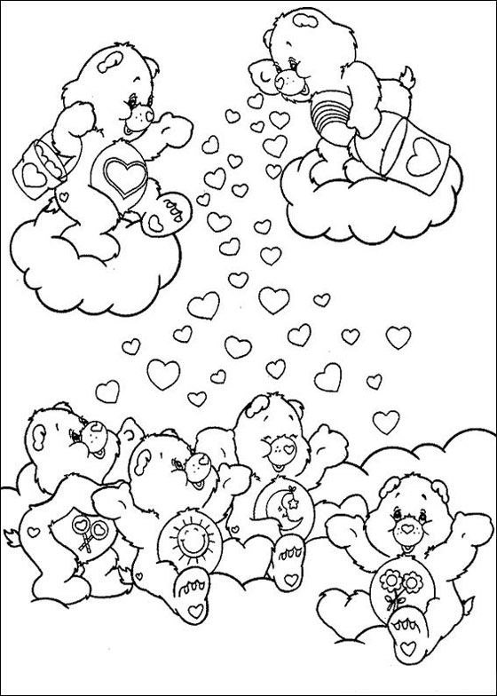 beautiful free valentines coloring pages - photo#7