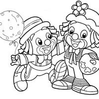 Desenho De Jogo Do Labirinto Patati Patata Para Colorir