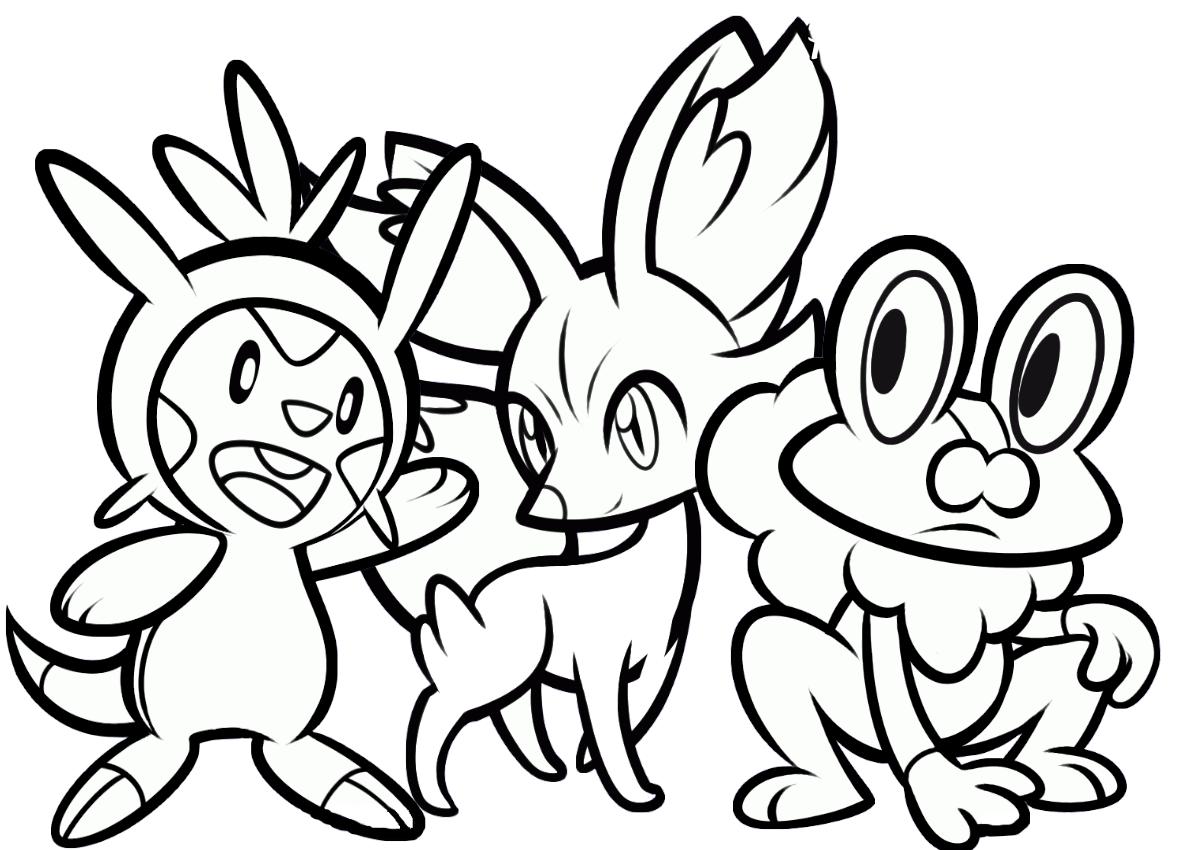 Desenho De Pokemon Lendarios Para Colorir Tudodesenhos