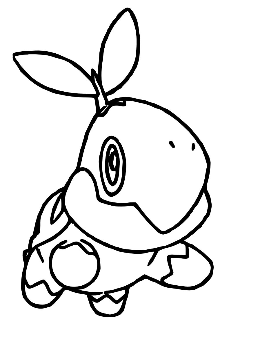 torterra pokemon coloring pages - photo#28