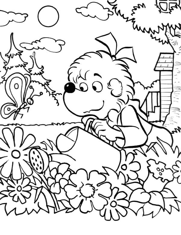 Flaming Number 21 Coloring Page Coloring Pages