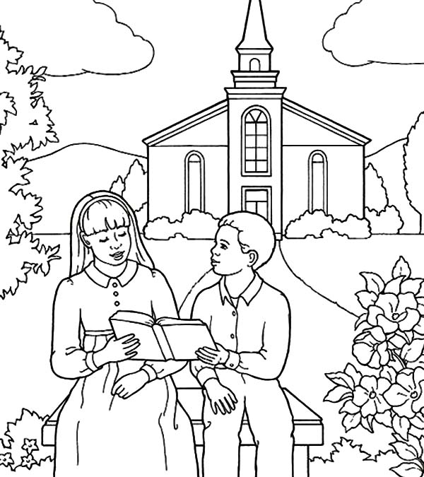 Printable Coloring Pages Easter Religious