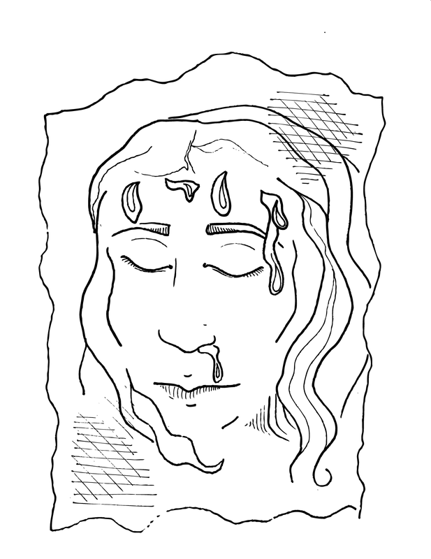 Fargelegge additionally Rosto De Jesus No Pano De Veronica besides Christmas Coloring Pages as well ChristmasNativity4 gif as well 334906. on jesus drawings