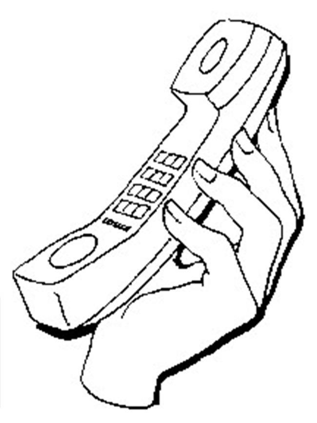 Desenho De Telefone Fixo Para Colorir Tudodesenhos