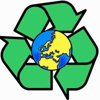 desenho de lixeira de reciclagem de plástico para colorir tudodesenhos