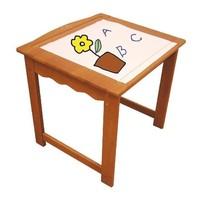 Desenho de mesinha de cabeceira para colorir tudodesenhos - Mesa de dibujo portatil ...